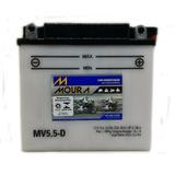 Bateria Moto Rdz 135 Yamaha Rdz135 Mv5,5-d