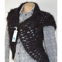 Sweaters Artesanal - Bolero Tejido A Mano - Crochet