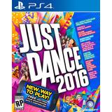 Just Dance 2016 Ps4 Digital Sd