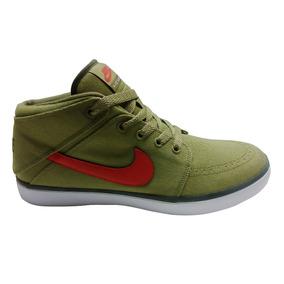 Zapatillas Nike Botitas Suketo Mid Cnvs Lona Oferta Hombre