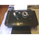 Impresora Epson Multifuncion Impresora Fotocopiadora Escaner