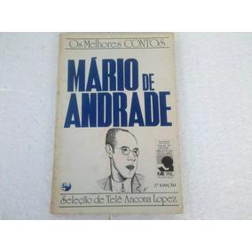 Livro Os Melhores Contos - Mário De Andrade