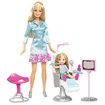 Juguete Barbie I Can Be Dentista Playset
