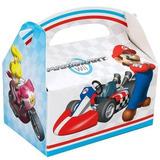 Mario Kart Cajita Tipo Mc Donal Cotillon O Regalos