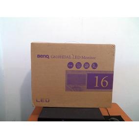 Monitor Benq 16 Pulgadas Led Usados Como Nuevo