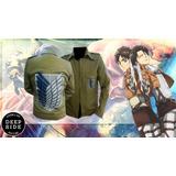 Attack On Titan Shingeki No Kyojin Campera Chaqueta Anime