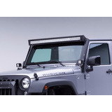 Bases Para Barra Led Para Jeep Wrangler 07/17 Go Rhino! Wlf