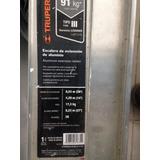 Escalera De Aluminio 8.5 Mts