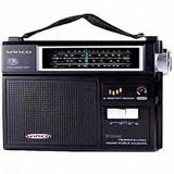Radio Winco W-2004 Am/fm Gran Parlante Local Zona Recoleta