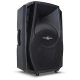 Caixa Acústica Ativa Frahm Ps15 App 300w Bluetooth Usb Sd Fm