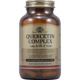Solgar Quercetin Complex With Ester-c® Plus 100capsulas Vege