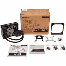 Water Cooler Corsair H45 Cw-9060028-ww 120mm Intel E Amd