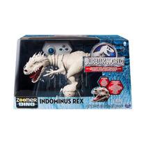 Zoomer Indominus Rex Dinosaurio Robot Jurassic World