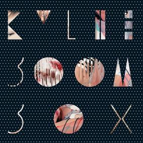 Cd Kylie Minogue Boom Box Novo Lacrado