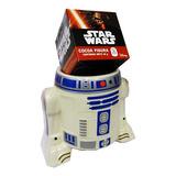 Star Wars Taza Ceramica Coleccionable 3d R2d2