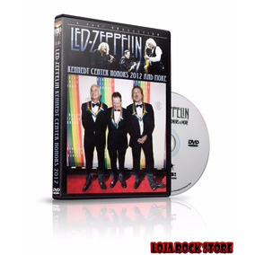 Dvd - Led Zeppelin Kennedy Center Honors 2012 And More