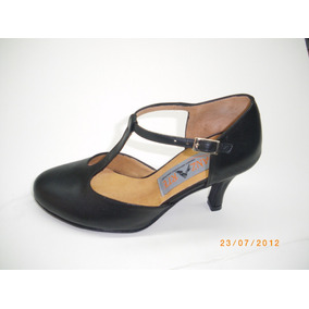 Zapatos Sandalias Baile Tango Salsa Flamenco Folclore Danza