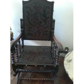 Cadeira De Balanço Reliquia. Em Perfeito Estado Conservação.