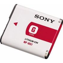 Bateria Np-bg1 Cyber Shot Máquina Digital Sony Dsc-w110