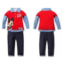 Conjunto Infantil Mickey 2 Peças/frete Grátis