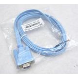 Cisco Db9 To Rj45 Console Cable Serial Data Consola Celeste