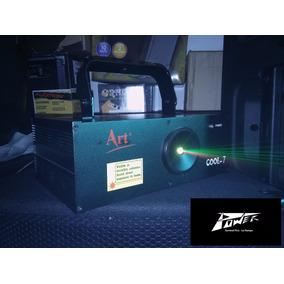 Laser Art Cool7 Rojo Verde Cool-7 Dj Dmx 5c (ver Video)