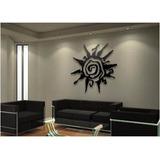 Mandalas Arabesco Escultura Mdf Cru Decoração Artesanato