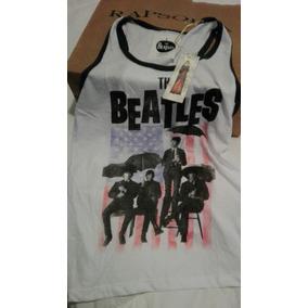 Musculosa Rapsodia Edición Limitada De Beatles