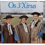 Os 3 Xírus - Lp, Disco De Vinil