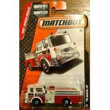Matchbox 1975 Mack Cf Bomberos - 1/64 - 55/120