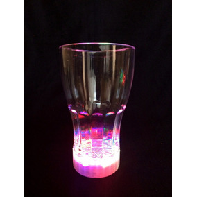 100 Vasos Luminosos Vaso Con Luz Iluminado Fiestas Eventos