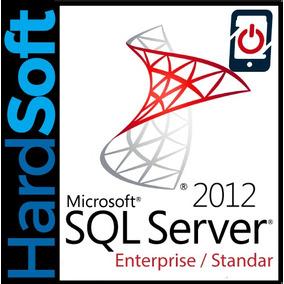 Sql Server 2012 Enterprise Lic.retail
