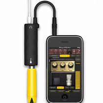 Interface De Guitarra Amplitube Irig Para Iphone Ipad Ipod
