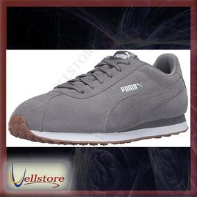 Zapatos Deportivos Puma Turin Ref 185238 18 Negros Con Gris - Ropa y ... 1513f2459bfb1