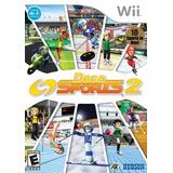 Juego Deca Sports 2 Nintendo Wii Palermo Z Norte