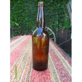 Botella Cervecería Quilmes Ed Especial Vacia Sobre Relieve