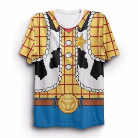 Camiseta Toy Story - Wood
