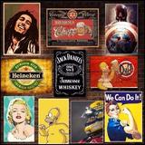 Placas Decorativas Mdf - Cervejas Frases Filme Bebidas Jogos