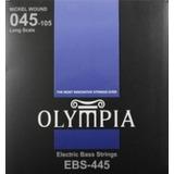 Cuerdas Bajo 4 0.45 Olympia Ebs415