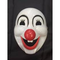 Mascara Palhaço Festa Fantasia Halloween Carnaval