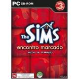 Pc Jogo The Sims Encontro Marcado Pacote De Expansão Lacrado