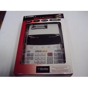Calculadora De Mesa Sharp El-2192v - Ac Transform