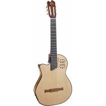 Guitarra Electroacústica La Alpujarra Alpumidi Zurdos Nueva