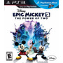 Ps3 Epic Mickey 2 The Power Of Two Banfield Electroalsina