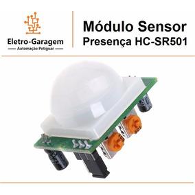 Módulo Sensor Presença Movimento Hc-sr501