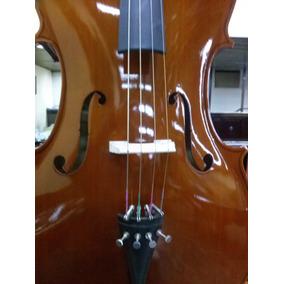 Cello 4/4 Guarnerius Madera Abeto, Oferta Oro Amarillo