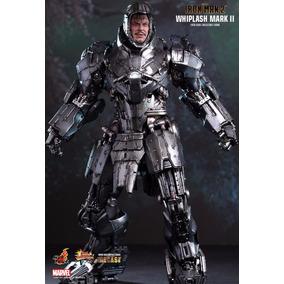 Iron Man 2 Whiplash Mark Ii Diecast Mms237d06