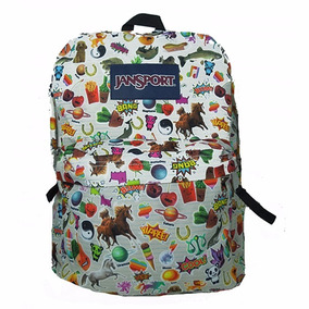 Jansport Superbreak Mochila Multi Stickers 25l Js00t501-0kn