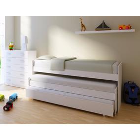 Cama nido camas en mercado libre argentina for Camas nido triples precios