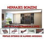 Kit De Placard Premium X 3 Mts - Herrajes Bonzini